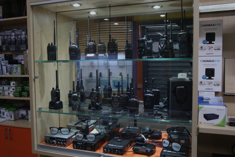 Radiotrasmettitori CB & VHF